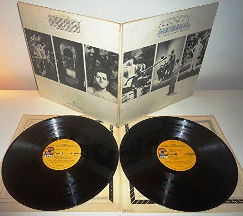 Genesis The Lamb Lies Down On Broadway - Peter Gabriel Phil Collins - SD 2-401 - 1974 - Rock Pop Music - Vinyl Record LP Album - Original US Pressing VG+ (Lies Lamb)