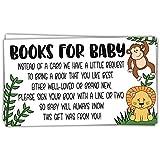 50 Safari Jungle Animals Books for Baby Shower Request...