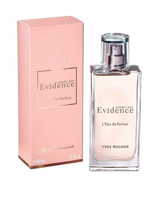 Amazoncom Yves Rocher Comme Une Evidence Eau De Parfum 17 Floz