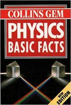 Collins Gem - Physics Basic Facts