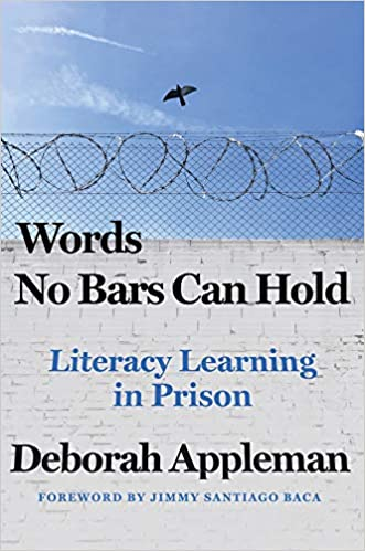 Learning Behind Bars >> Amazon Com Words No Bars Can Hold Literacy Learning In Prison