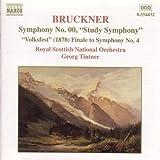 Bruckner: Symphony No. 00 'Study Symphony' / 'Volkfest' (1878) Finale to Symphony No. 4