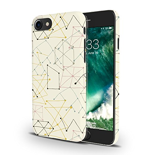 Koveru Back Cover Case for Apple iPhone 7 - Geometry
