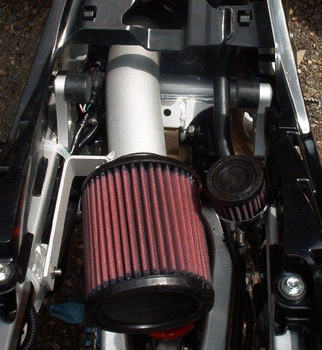 Malone Motorsports VelI-450r-2 Honda TRX450r Velocity Intake System with K&N Filter by Velocity Intake Systems (Image #1)
