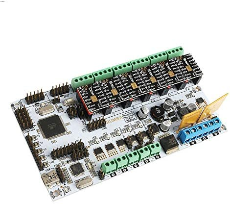 Nicknocks Integrated Rumba Motherboard Smart Controller 2560-R3 Processor Board for MKS TFT Display