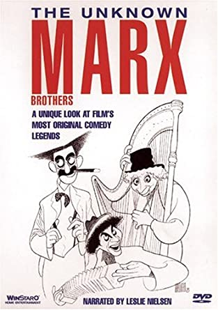 Amazoncom The Unknown Marx Brothers Harpo Marx Zeppo Marx