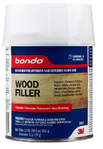 3m Bondo Home Solutions Wood Filler Wood Fill