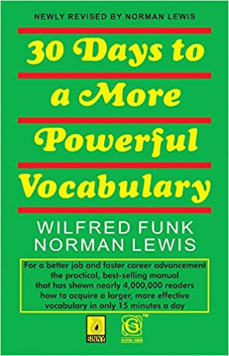 Buy 30 Days to More Powerful Vocabulary Book Online at Low