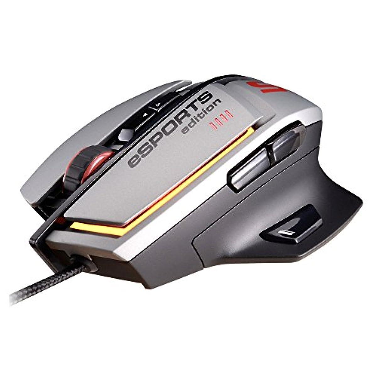 [해외] COUGAR쿠커 게이밍 마우스 CGR-WLMO-600