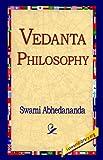 Vedanta Philosophy, Swami Abhedananda, 1421800918