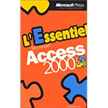 L'essentiel Microsoft Access 2000
