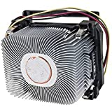 """ASUS Socket 478 Copper Core/Aluminum Heat Sink & 2.75"""" Fan w/3-Pin Connector"""
