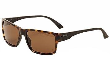 Sunglasses Puma PU0015S-002 AVANA / BROWN / BLACK