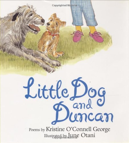Little Dog and Duncan Claudia Lewis Poetry Award