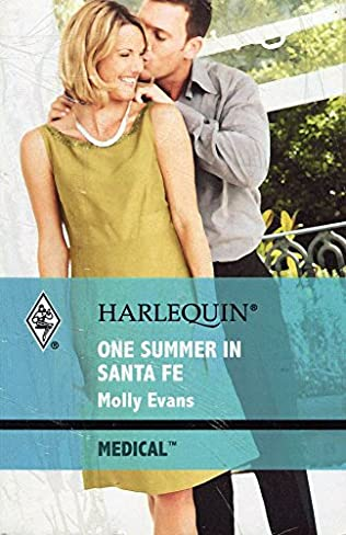 book cover of One Summer in Santa Fe