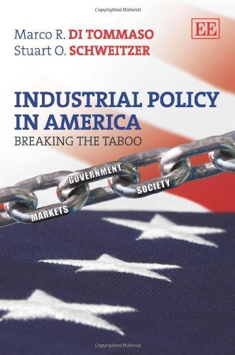 Industrial Policy in America: Breaking the Taboo by Marco Di Tommaso, Stuart O. Schweitzer (2013) Hardcover
