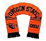 Oregon State Beavers Scarf - OSU 2017 Bright Orange Woven