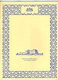 Soreno Hotel 3 Menu Set on Tampa Bay in St Petersburg Florida 1984