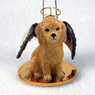 Goldendoodle-Christmas-Ornament-Angel
