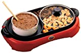 quesadilla maker santa fe - Santa Fe WG2SFR Fajitas and More Buffet