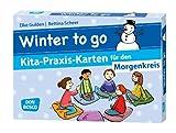 Winter to go - Kita-Praxis-Karten für den Morgenkreis