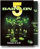 Babylon 5 - Saison 3, Partie 2 - Coffret 3 DVD
