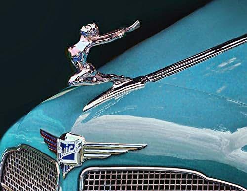 1950 Buick Hood Ornament | Car hood ornaments, Hood ... |Vintage Buick Hood Ornaments