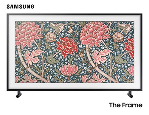 SAMSUNG 43u0022 Class 4K UHD (2160P) The Frame QLED Smart TV QN43LS03R (2019 Model)