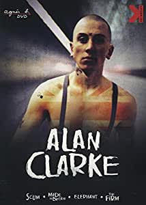 Alan Clarke : Scum + Made in Britain + Elephant + The Firm [Francia] [DVD]