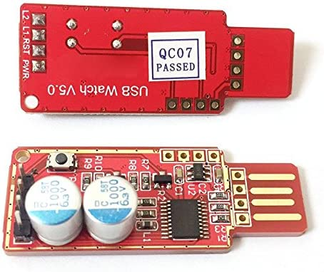 starall USB Carte Watchdog unbeaufs ichtigt Red/émarrage automatique Blue Screen Crash//Minier//Jeu//LTC BTC Miner
