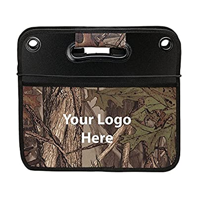 Camo Trunk Organizer - 15 Quantity - $22.85 Each - PROMOTIONAL PRODUCT / BULK / BRANDED with YOUR LOGO / CUSTOMIZED