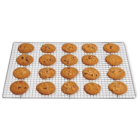 Mrs. Anderson's Baking Big Pan 21-Inch x 14.5-Inch Cooling Rack