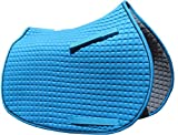 Turquoise / Atlantic Sea Blue Pony Saddle Pad