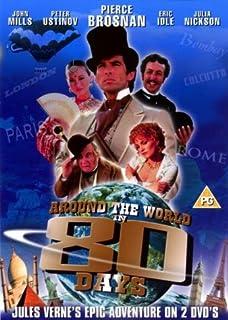 Around The World In 80 Days [DVD]