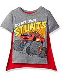 Boys' Toddler Blaze and The Monster Machines Cape T-Shirt