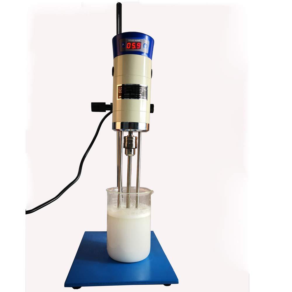 Digital High Shear Mixer Emulsification JRJ300-S Emulsifier Emulsifying Machine by XZB (Image #1)