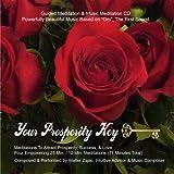Your Prosperity Key - Guided Meditation & Music Meditation CD