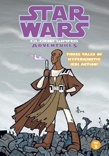 (Clone Wars Adventures, Vol. 2 (Star Wars))