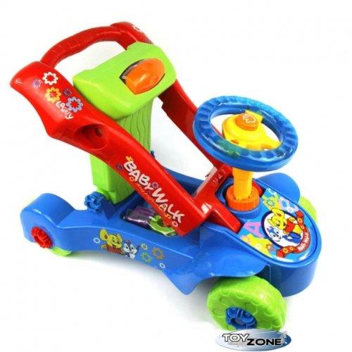 Baby Walker Lauflernhilfe Gehhilfe Lauflernwagen Spielzeug Lernspielzeug