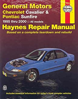 1998 chevy cavalier z24 owners manual best setting instruction guide u2022 rh ourk9 co 2004 Chevrolet Cavalier Problems 2001 Chevrolet Cavalier
