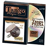 Magnetic Flipper Coin (Half Dollar) by Tango
