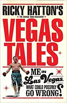 BEST Ricky Hatton's Vegas Tales. Jersey School robust durable traves