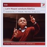 Lorin Maazel Conducts Sibelius Box set, Import Edition (2011) Audio CD