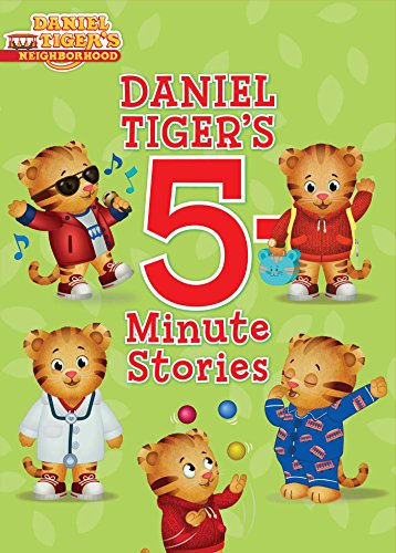 Books : Daniel Tiger's 5-Minute Stories (Daniel Tiger's Neighborhood)