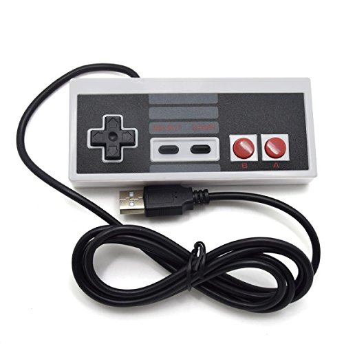 Picture of a Retro USB Controller NES Style 4820204210021