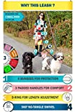Pet Dreamland Double Dog Leash Hands Free - Two