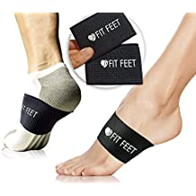 Fit Feet Foot Sleeves for Pain Relief.