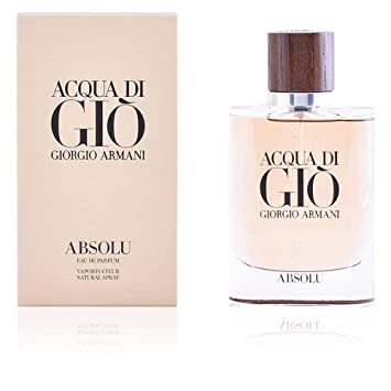 ebcaf4d5a Perfume Acqua di Giò Absolu Masculino Eau de Parfum 125ml: Amazon ...