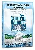 Natural Balance Dry Dog Food, Reduced Calorie Formula, 28 Pound Bag, My Pet Supplies
