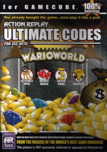 Ultimate Codes: Wario World